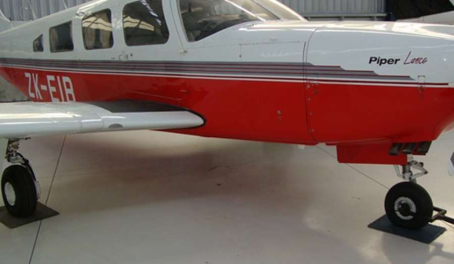 1977 PIPER LANCE PA32-R ZK-EIB - WITHDRAWN FROM SALE