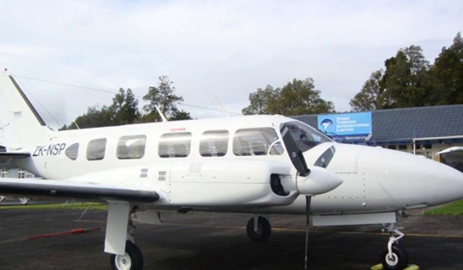 PIPER PA31-350 CHIEFTAIN ZK-NSP