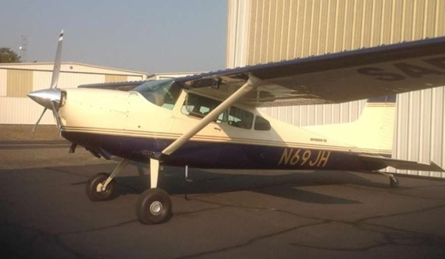 1985 CESSNA A185-F SKYWAGON