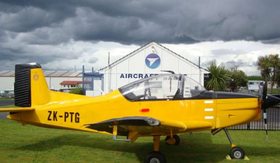 1998 PAC CT4-E AIRTRAINER  ZK-PTG