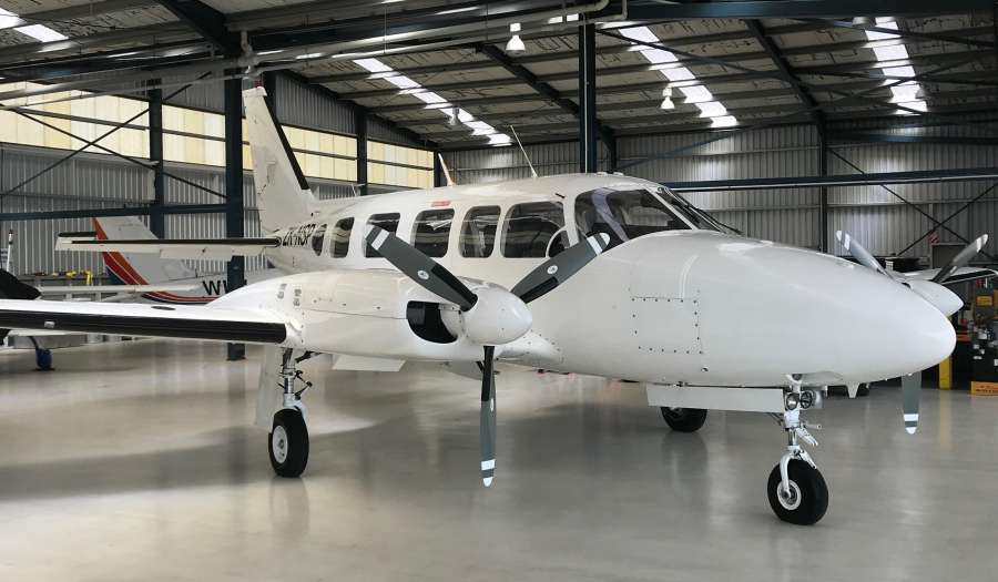 1975 PIPER PA31-350 CHIEFTAIN